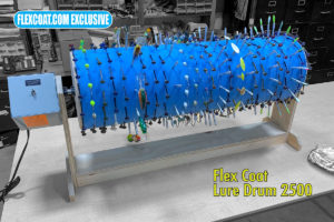 Flex Coat Lure Drum 2500