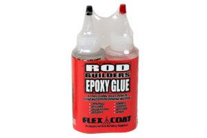 Rod Builders Epoxy Glue