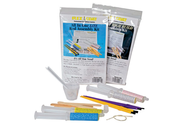 Flex Coat All in One Rod Assembly Kit