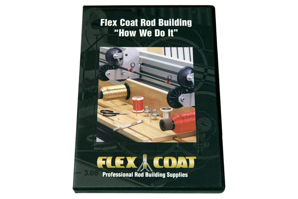 How We Do It DVD from Flex Coat