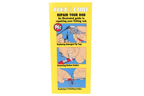 Repair Your Rod illustrated guide by Flex Coat