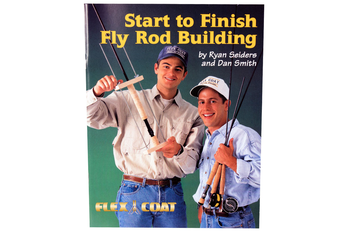 Start to Finish Fly Rod Building from Flex Coat