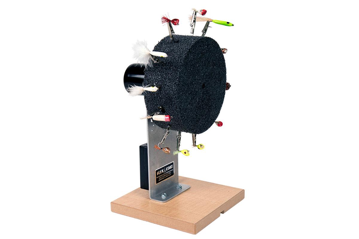 Big Wheel Cordless Fly & Jig Turner