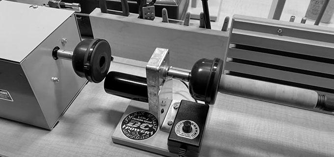 Flex Coat Variable Speed DC Motors For Custom Rod Building