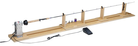 Fishing rod supplies for Fishing rod building kits