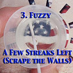 Measuring and Mixing Flex Coat - Scrape the Walls
