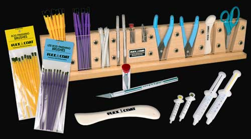 Buy Fishing Rod Building Supplies from Flex Coat