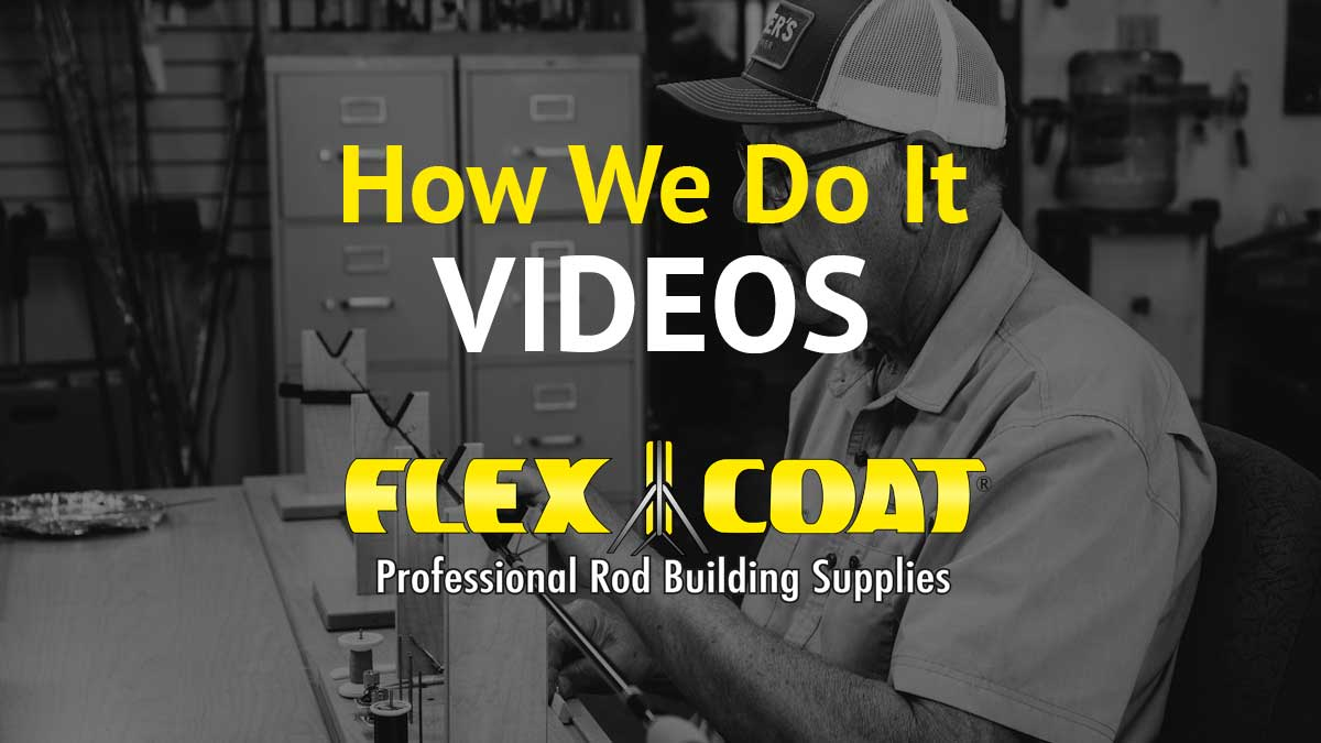 How We Do It Videos By Flexcoat